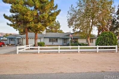 17535 Redbud Street, Hesperia, CA 92345 - MLS#: IV18273883