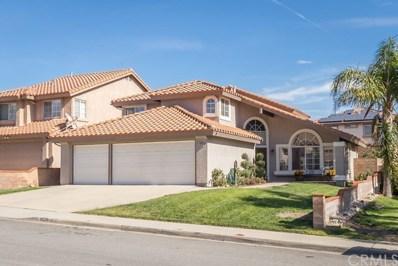 6529 Messina Place, Rancho Cucamonga, CA 91701 - MLS#: IV18274359