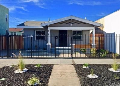 6419 S FIGUEROA Street, Los Angeles, CA 90003 - MLS#: IV18274806