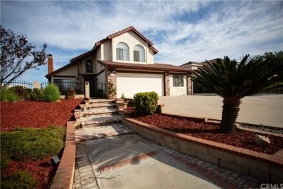 1279 Melville Drive, Riverside, CA 92506 - MLS#: IV18275797