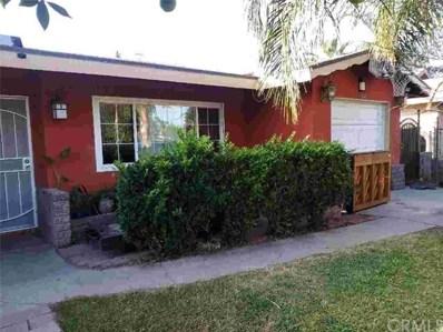 1341 Chestnut, San Bernardino, CA 92410 - MLS#: IV18275803