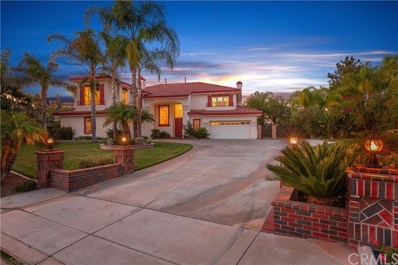 6201 Century Hill Drive, Riverside, CA 92506 - MLS#: IV18277749