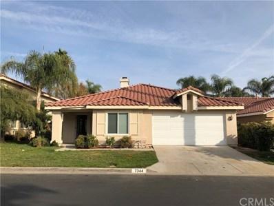 7344 Goldboro Lane, Riverside, CA 92506 - MLS#: IV18278355