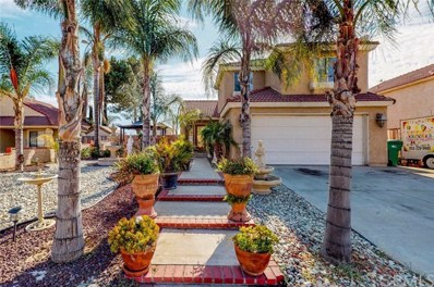 23721 Swan Street, Moreno Valley, CA 92557 - MLS#: IV18278890