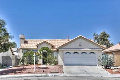 5449 Cisero Drive, Palmdale, CA 93552 - MLS#: IV18281719
