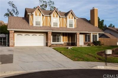 5381 Azul Court, Riverside, CA 92505 - MLS#: IV18281856