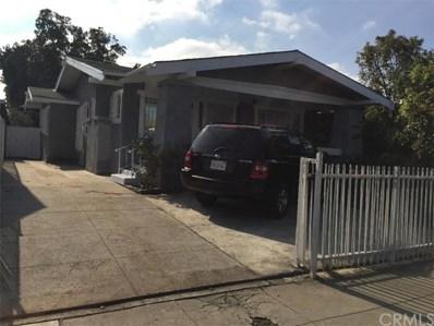 1028 W 56th Street, Los Angeles, CA 90037 - MLS#: IV18282462