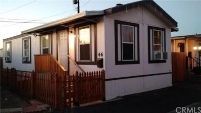 11825 Washington Boulevard UNIT 46, Whittier, CA 90606 - MLS#: IV18282683