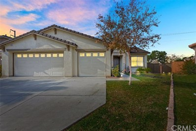 16485 Dartmoor Circle, Moreno Valley, CA 92555 - MLS#: IV18284621