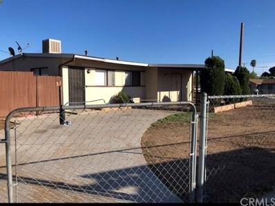 22362 Bay Avenue, Moreno Valley, CA 92553 - MLS#: IV18284857