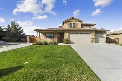 662 White Oak Street, San Jacinto, CA 92582 - MLS#: IV18285695