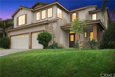 1331 Kirkmichael Circle, Riverside, CA 92507 - MLS#: IV18286539