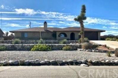 58125 Bonanza Drive, Yucca Valley, CA 92284 - MLS#: IV18287019