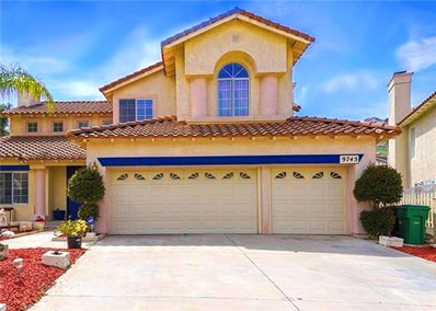 9745 Big Creek Circle, Moreno Valley, CA 92557 - MLS#: IV18287375