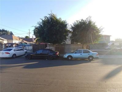 1674 E 50th Place, Los Angeles, CA 90011 - MLS#: IV18287386