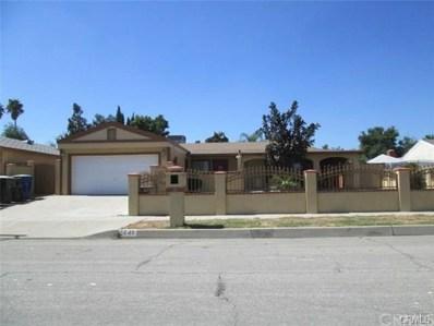 5648 Wagonwheel Drive, San Bernardino, CA 92407 - MLS#: IV18287673
