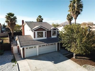 14201 woodpark Drive, Moreno Valley, CA 92553 - MLS#: IV18287904