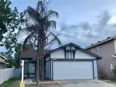 25857 Parsley Avenue, Moreno Valley, CA 92553 - MLS#: IV18288269