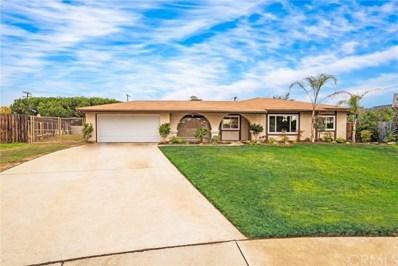 10080 Stafford Street, Rancho Cucamonga, CA 91730 - MLS#: IV18291814
