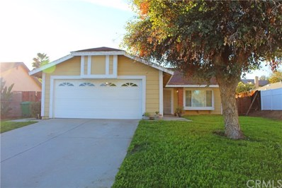 15327 Los Estados Street, Moreno Valley, CA 92551 - MLS#: IV18292266
