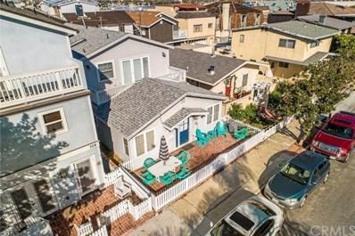 311 Lindo Avenue, Newport Beach, CA 92661 - MLS#: IV18295563