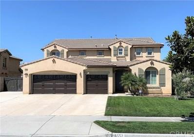 16552 Sugar Lane, Fontana, CA 92337 - MLS#: IV18295796