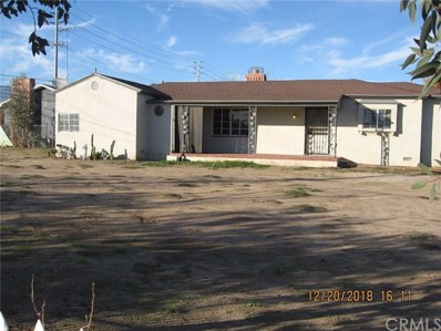 1480 W Randall Avenue, Bloomington, CA 92316 - MLS#: IV18296121