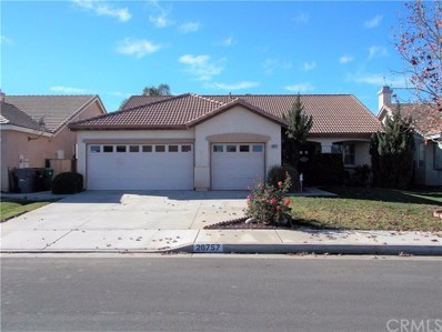 26757 Hull Street, Sun City, CA 92585 - MLS#: IV19001690