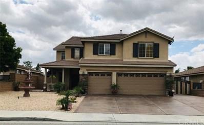 29203 Mesa Crest Way, Menifee, CA 92584 - MLS#: IV19003994