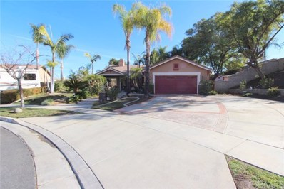 3585 Ambrose Circle, Corona, CA 92882 - MLS#: IV19005261