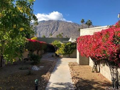 1111 E Ramon Road UNIT 1, Palm Springs, CA 92264 - MLS#: IV19006486