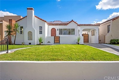 1438 Carmona Avenue, Los Angeles, CA 90019 - MLS#: IV19007911