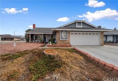 14820 Magellan Drive, Moreno Valley, CA 92553 - MLS#: IV19009186