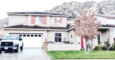16736 Fox Trot Lane, Moreno Valley, CA 92555 - MLS#: IV19010660