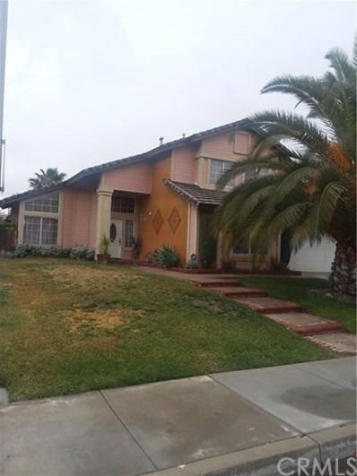 16923 Hollyhock Drive, Moreno Valley, CA 92551 - MLS#: IV19011454
