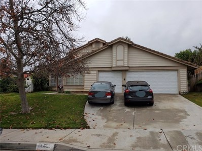 24462 Peppermill Drive, Moreno Valley, CA 92557 - MLS#: IV19012775