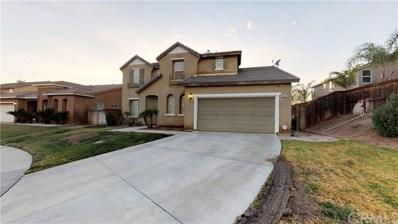 14651 Round Leaf Road, Moreno Valley, CA 92555 - MLS#: IV19014674