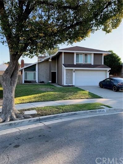 2609 S Marigold Avenue, Ontario, CA 91761 - MLS#: IV19017126