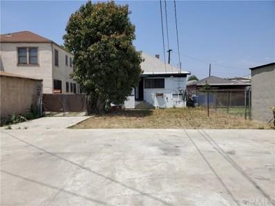 306 E 49th Street, Los Angeles, CA 90011 - MLS#: IV19017602