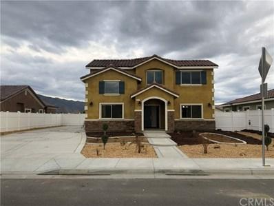 457 Sandalwood Street, San Jacinto, CA 92582 - MLS#: IV19017966
