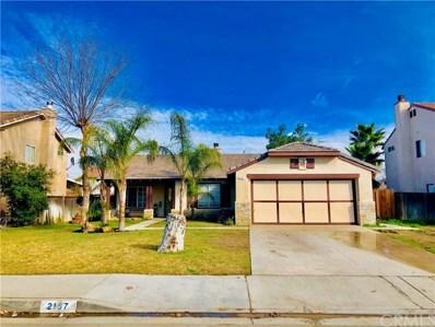2157 Wilson Avenue, Perris, CA 92571 - MLS#: IV19022521