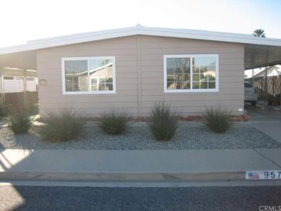 957 Santa Victoria Street, Hemet, CA 92543 - MLS#: IV19022712