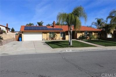 1230 W La Gloria Drive, Rialto, CA 92377 - MLS#: IV19023460