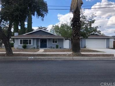 925 N Lincoln Street, Redlands, CA 92374 - MLS#: IV19025094
