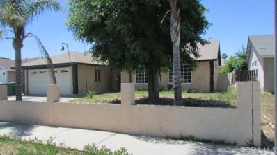 13603 Ramsdell Drive, Moreno Valley, CA 92553 - MLS#: IV19027310