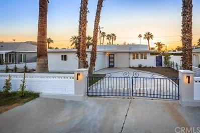 550 N Paseo De Anza, Palm Springs, CA 92262 - MLS#: IV19027732