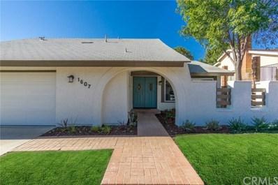 1607 Mariposa Drive, Corona, CA 92879 - MLS#: IV19027914