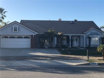 2384 Pacer Drive, Norco, CA 92860 - MLS#: IV19028770