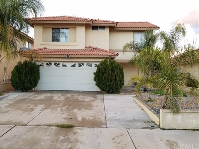 682 Spinnaker Drive, Perris, CA 92571 - MLS#: IV19030677