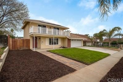 1662 S Belle Avenue, Corona, CA 92882 - MLS#: IV19034232